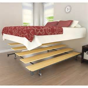 Wooden Platform Bed With Storage - bedroom elegant simple queen bed platform frame for comfortable sleep founded project
