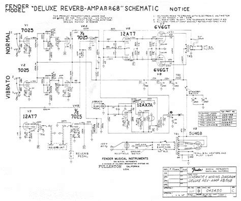 wiring diagram for fender deluxe precision b deluxe reverb