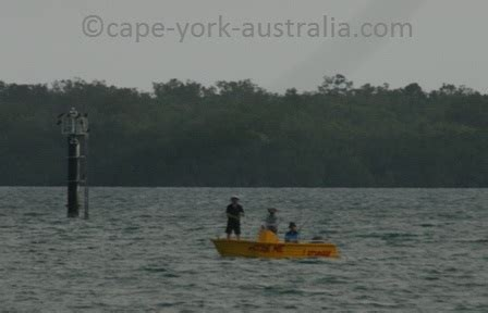 fishing boat hire weipa weipa