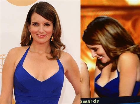 Pretty Trip And Embarrass Themselves Just Like You by Tina Fey S Embarrassing Moments At Emmys Boldsky