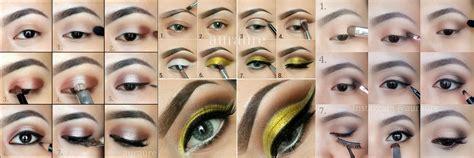Eyeshadow Glitter Bagus tutorial makeup bagus mugeek vidalondon