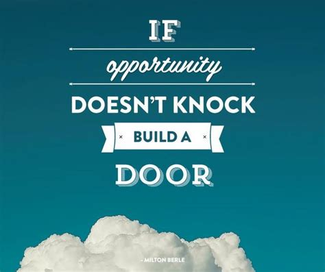 New Opportunities Knockingi Often Whethe by 10 Motivational Back To School Quotes