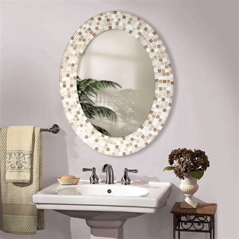 decorate bathroom mirror decorative bathroom mirrors and mirror designing tips