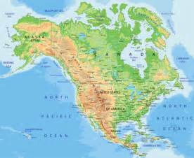 Canada Physical Map by Canada Physical Map Vector Graphics Vector Maps Free