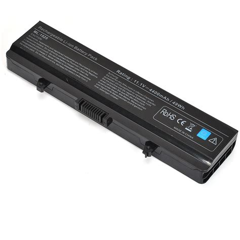 Gw252 A by Dell Gw252 Battery 11 1v 4400mah Replacement Laptop