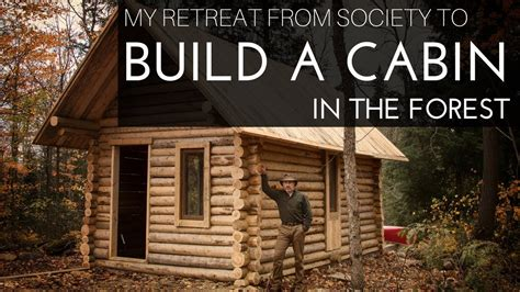 i want to build a house on my land can this be done off grid cabin in the forest eliminating debt and