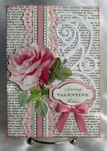 Valentine card anna griffin crafts pinterest