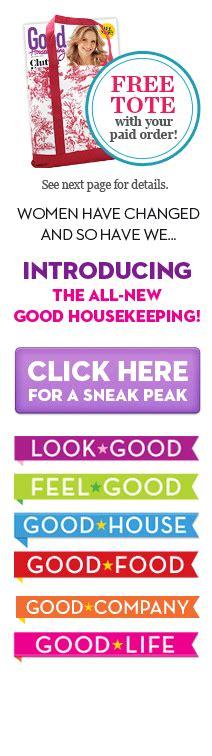 hearst magazine customer service housekeeping