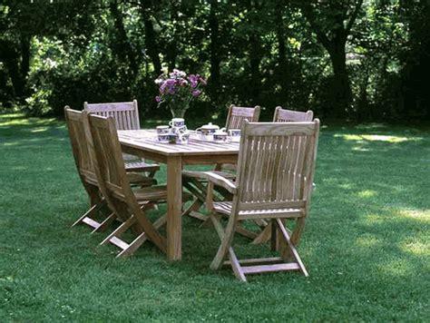 Teak Tiger Garden Furniture Teak Seven Foot Table Diamondtropicalhardwoods