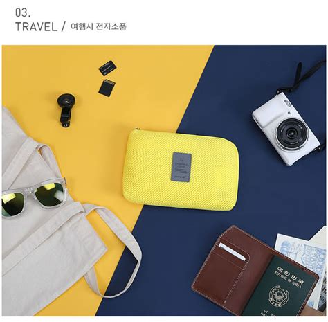 Travel Pouch Eleven Tuatara travel electronic gadgets bag pouch organizer 11street malaysia travel pouches organizers