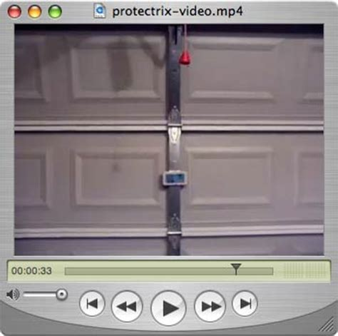 Automatic Garage Door Closer by Protectrix Automatic Garage Door Closer The Gadgeteer