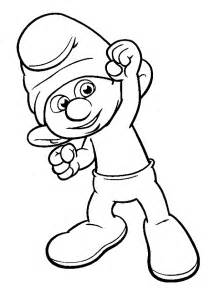 smurfs coloring pages printable smurf coloring pages coloring me