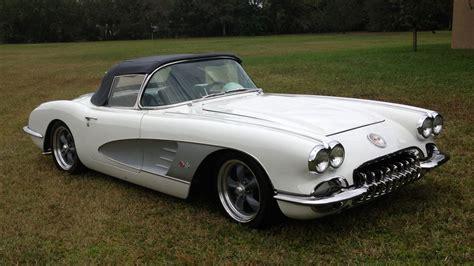 auto air conditioning service 1958 chevrolet corvette seat position control 1958 chevrolet corvette convertible f79 kissimmee 2014