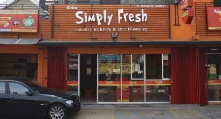 Usaha Laundry Simply Fresh menjalankan usaha laundry kiloan dan bisnis laundry dengan