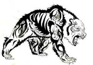 tribal bear tattoo meaning tribal designs cool tattoos bonbaden