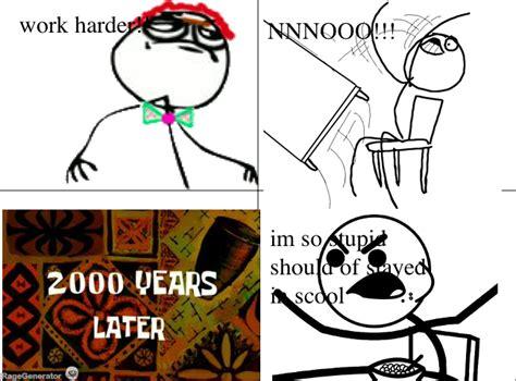 School Sucks Memes - the gallery for gt school test meme