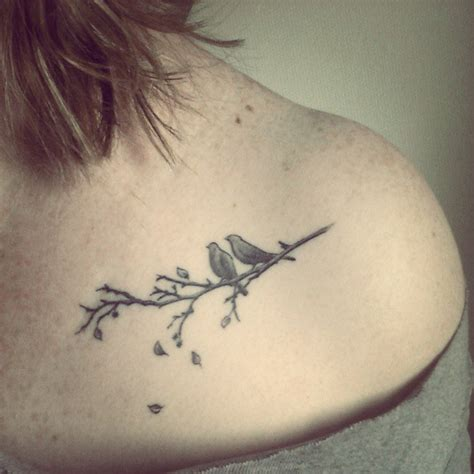 birds on a branch tattoo cherry blossom branch with birds search