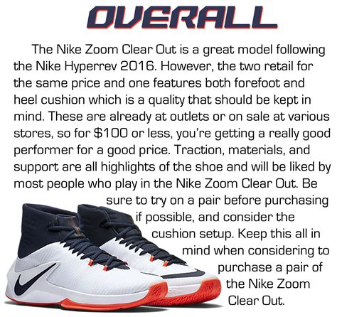 Harga Nike Zoom Clear Out nike zoom clear out performance review weartesters