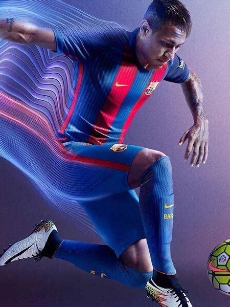 Polo Barca Blue 16 17 barcelona 16 17 home kit released footy headlines