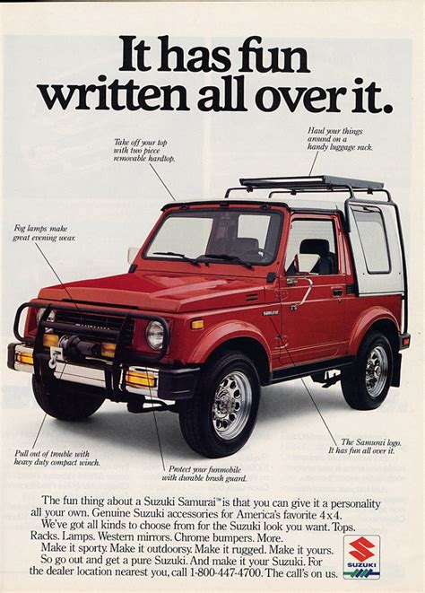 how to learn all about cars 1988 suzuki swift security system 1988 suzuki samurai information and photos momentcar