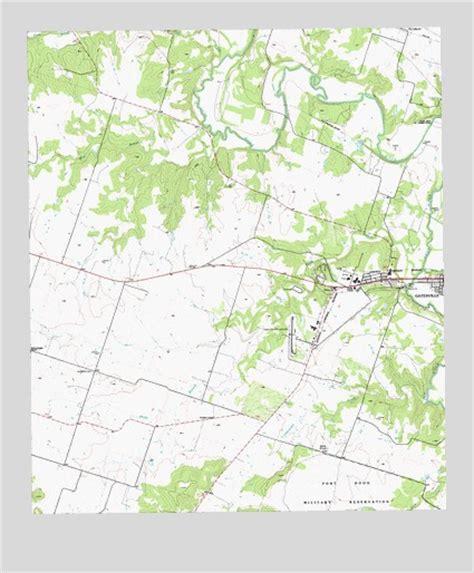 gatesville texas map gatesville west tx topographic map topoquest