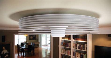 ventilatori a pale da soffitto futurix exhale fans il primo ventilatore a soffitto