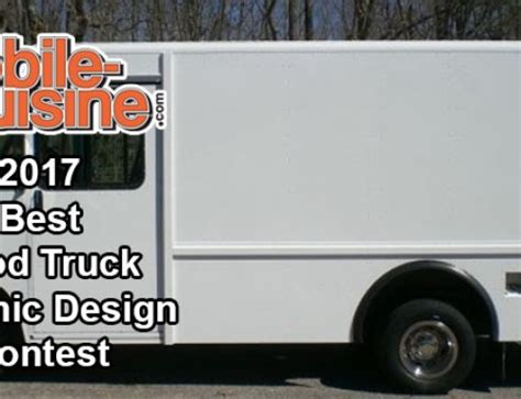 food truck design competition vote now 2014 dessert food truck of the year