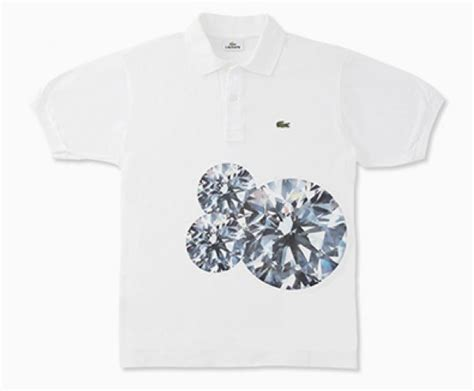 Lacoste Makes A Colette Limited Edition by Lacoste Unveils Limited Edition Diy Kits For Its Polo
