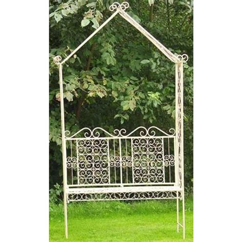Garden Arch Clearance Rectory Bench Arch Arbour The Garden Factory