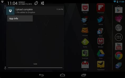 notification bar android how to uninstall apps from the notification bar of android