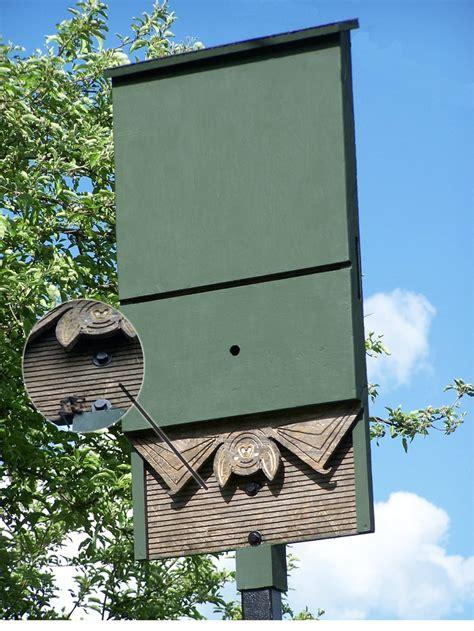 hubbys custom bat house bat house plans bat house