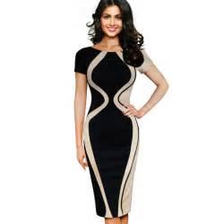 aliexpress com buy casual women colorblock contrast