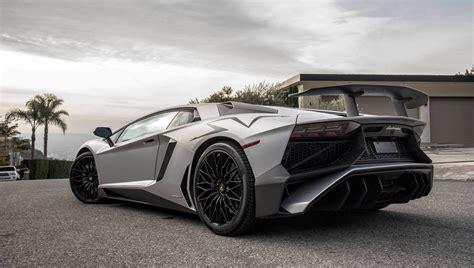Lamborghini 750 Sv by Lamborghini Aventador Sv Lp 750 Wheels