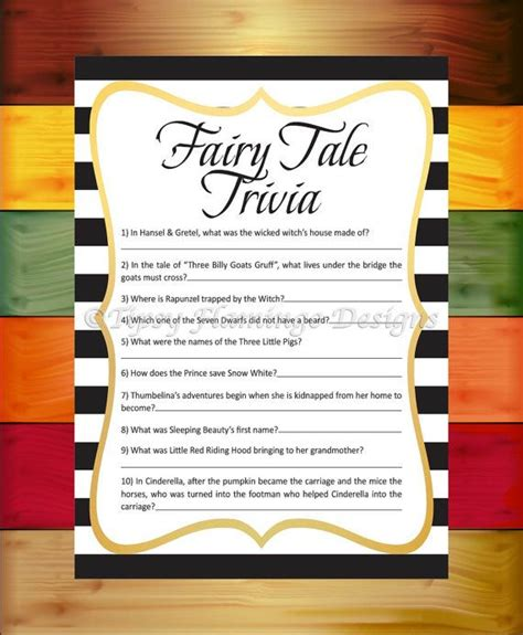 Tales Trivia Baby Shower by 1000 Ideas About Baby Trivia On Baby Showers