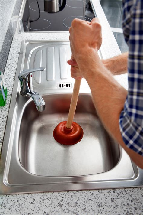 Plugged Kitchen Sink A Clogged Sink Has Many Causes Many Are Avoidable