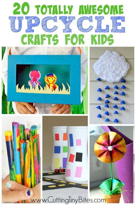 images  recycled crafts  pinterest diy