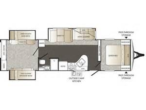 keystone outback floor plans 2015 outback 322bh floor plan travel trailer keystone rv