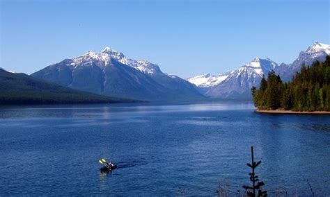 boat and rv show kalispell mt glacier national park kayak canoe sup rentals tours