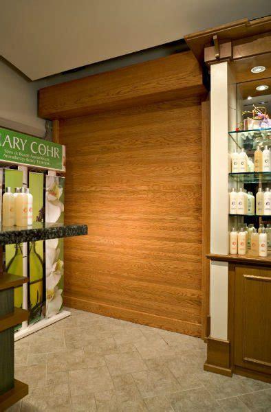 woodfold custom roll  doors
