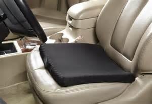 Driving Seat Cushion Automobile Gel Seat Cushion Sharper Image