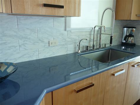 Blue Countertop by Countertops Archives St Charles Of New York Luxury