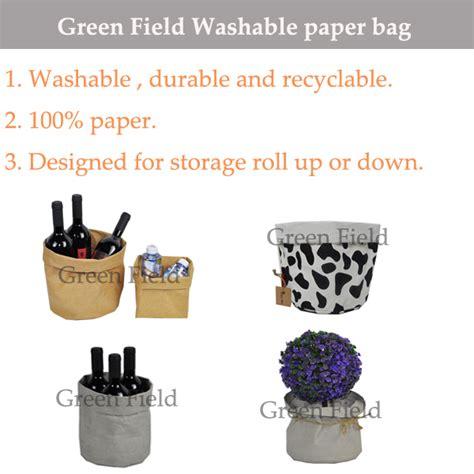 washable laundry washable paper laundry basket washable kraft paper storage