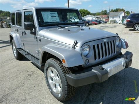 2014 silver jeep wrangler billet silver metallic 2014 jeep wrangler unlimited