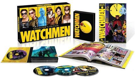 watchmen deluxe edition watchmen collector s edition set announced comics