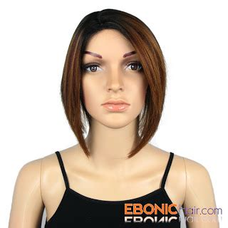bob wigs with invisible part equal deep invisible part ombre color lace front wig melanie