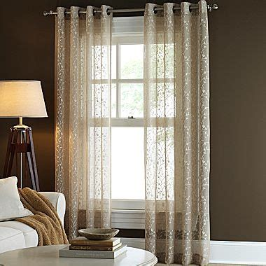 Dining Room Grommet Curtains 1000 Images About Window Treatments On Bay