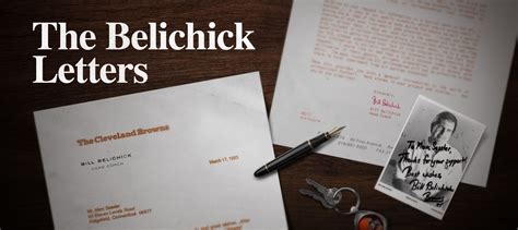 Belichick Letter To