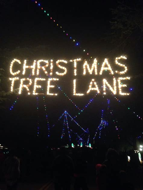 christmas tree lane fresno ca the know town pinterest