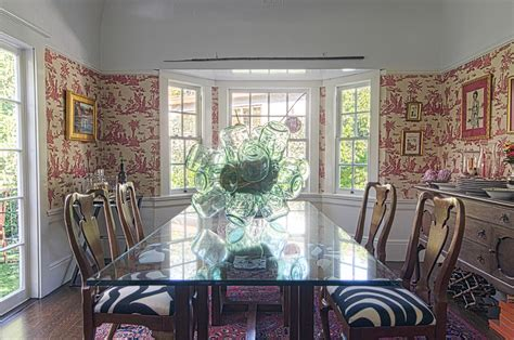 Design For Wingback Dining Room Chairs Ideas Staggering Wing Chair Decorating Ideas Images In Dining Room Eclectic Design Ideas