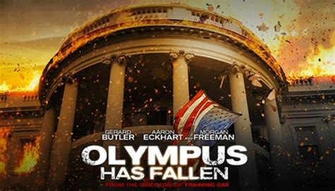 White House Vs Olympus Has Fallen by Sony Vs Milius Two Views On Patriotism At The Box
